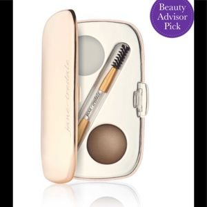 Brunette jane iredale Great Shapes Brow Kit